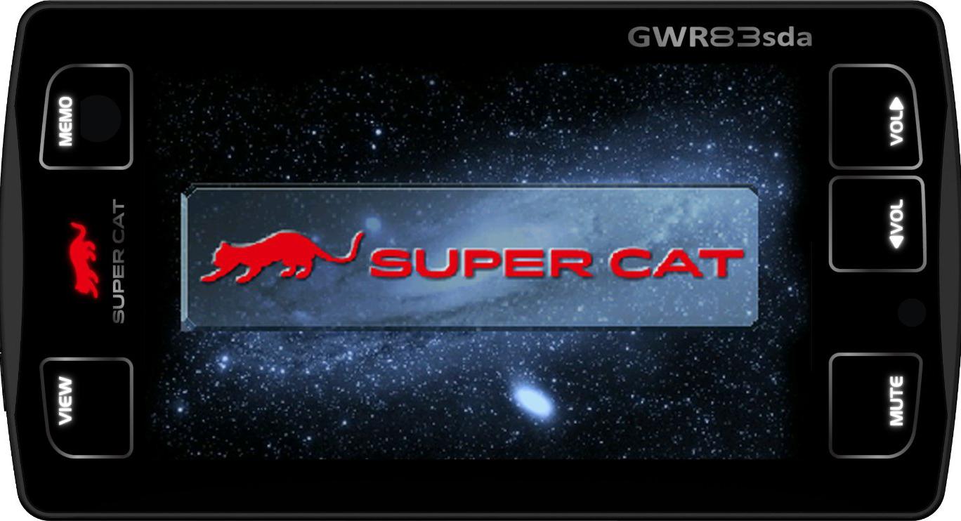 supercat,gwr83sda,ユピテル,yupiteru
